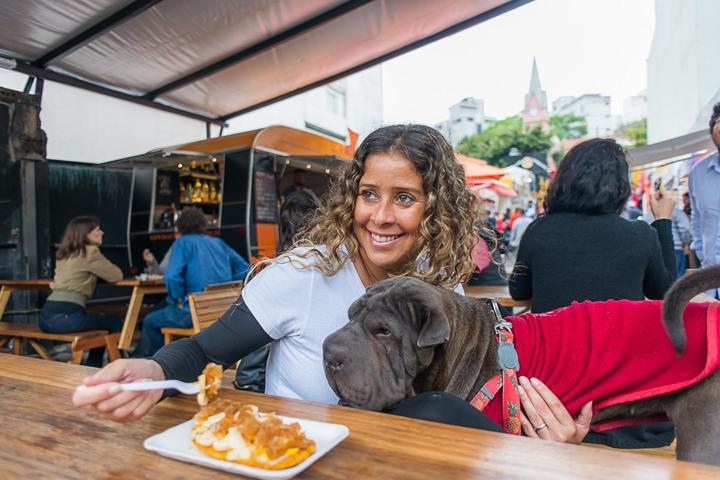 Pet Friendly Boardwalk Urbanoide: Food trucks