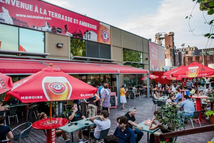 Pet Friendly Terrasse St-Ambroise