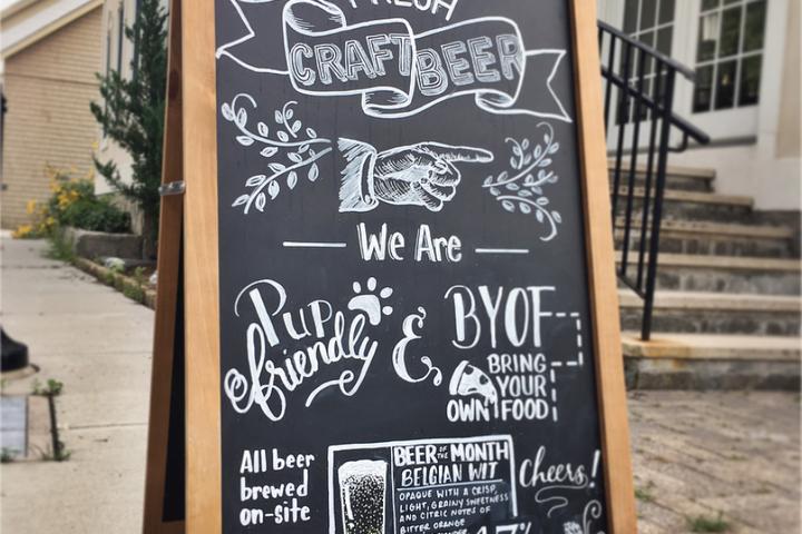Pet Friendly Redding Beer Co.