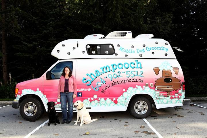 Pet Friendly Shampooch Mobile Dog Grooming