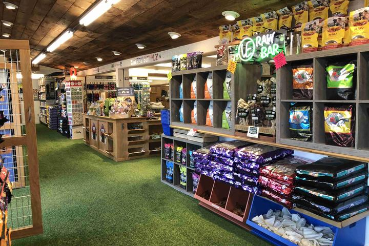 Pet Friendly Mac and Copper's Pet Supply Outlet