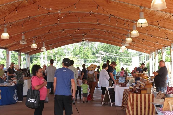 Pet Friendly Hub City Farmer's Market