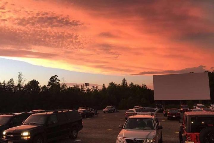 Pet Friendly Goochland Drive-In Theater