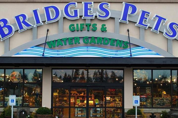 Pet Friendly Bridges Pets Gifts & Water Gardens