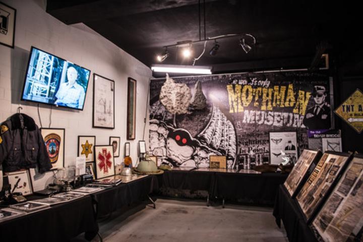 Pet Friendly Mothman Museum