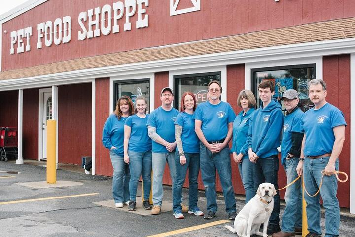 Pet Friendly Pet Food Shoppe