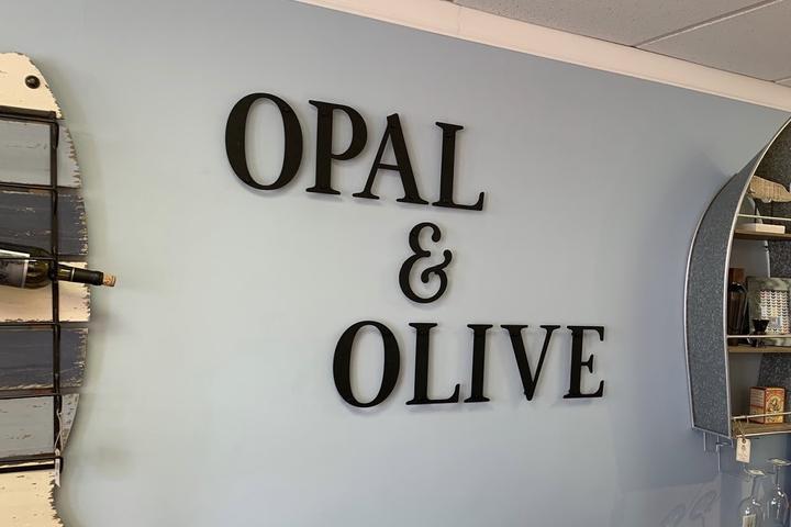 Pet Friendly Opal & Olive