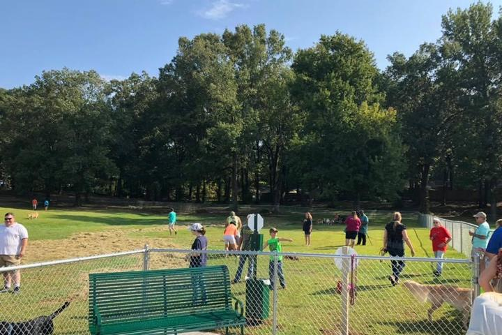 Pet Friendly Clinton Bark Park