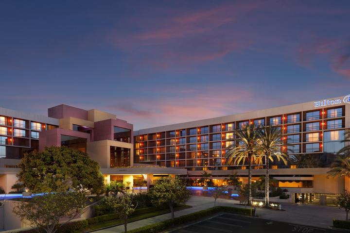 Pet Friendly Hilton Orange County Costa Mesa