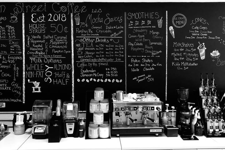 Pet Friendly Main Street Coffee