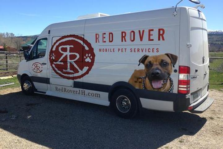 Pet Friendly Red Rover Mobile Pet Services