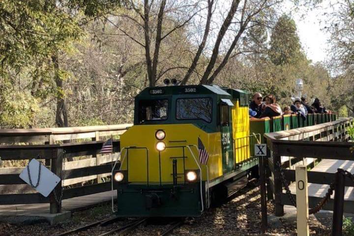 Pet Friendly Billy Jones Wildcat Railroad
