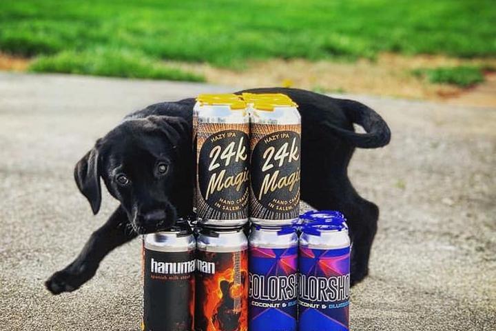 Pet Friendly Olde Salem Brewing Company