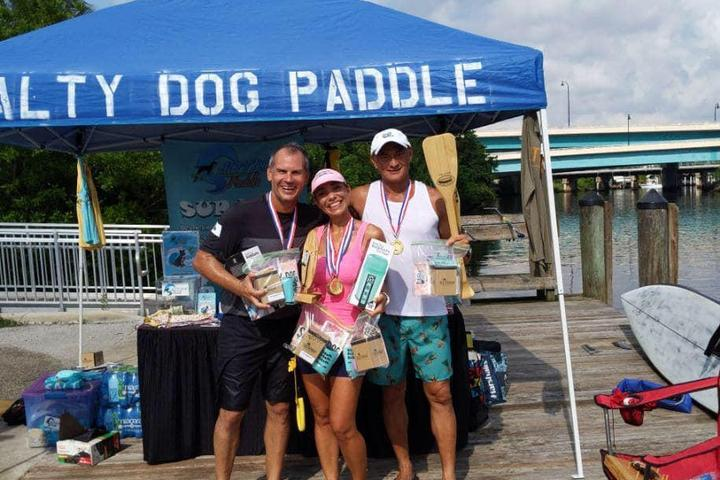 Pet Friendly SUP for Pups Intracoastal Challenge 2