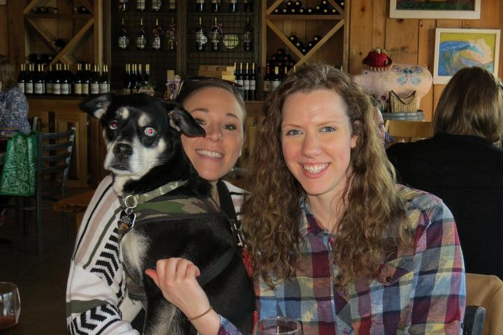 Pet Friendly Parker-Binns Vineyard