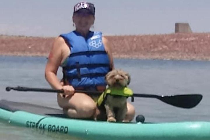Pet Friendly Lake Pueblo State Park