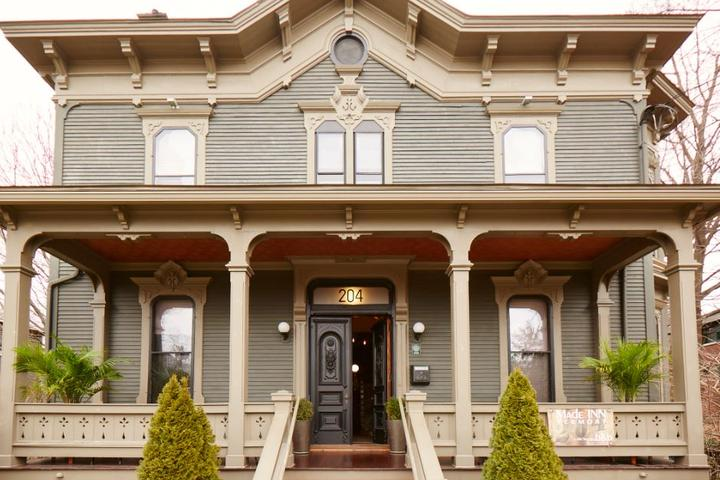 Pet Friendly Made INN Vermont, An Urban-Chic Boutique Bed and Breakfast
