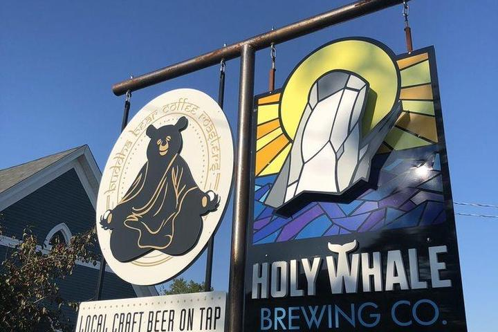 Pet Friendly Buddha Bear Coffee Roaster & Holy Whale Brewing Co.