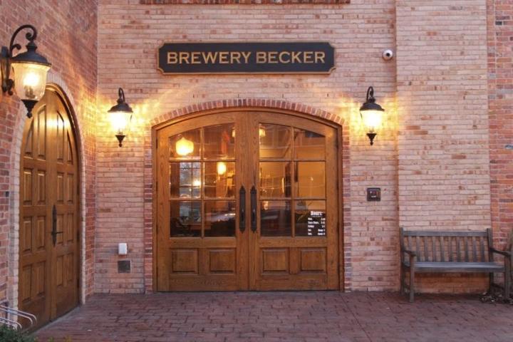 Pet Friendly Brewery Becker
