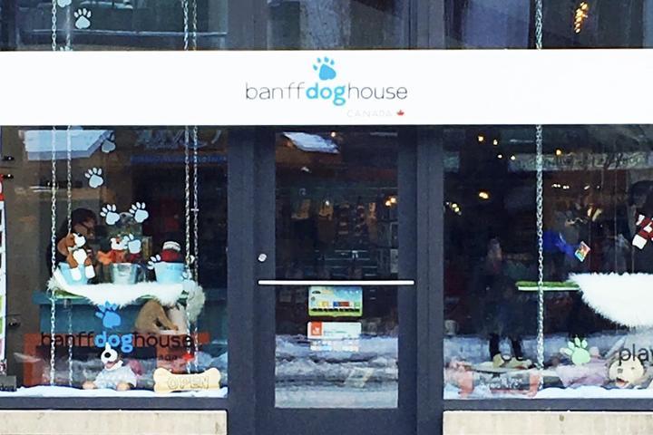 Pet Friendly Banff Doghouse