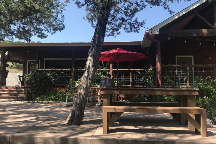 Pet Friendly Bell Springs Winery