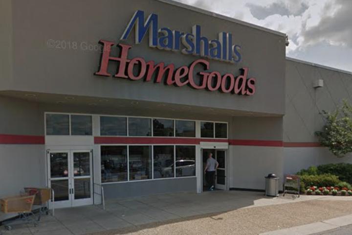 Pet Friendly Marshalls & HomeGoods