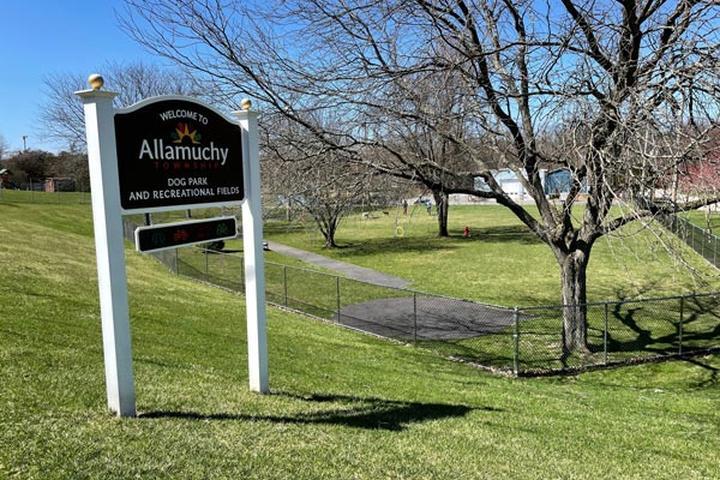 Pet Friendly Allamuchy Dog Park