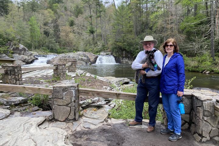 Pet Friendly Linville Falls