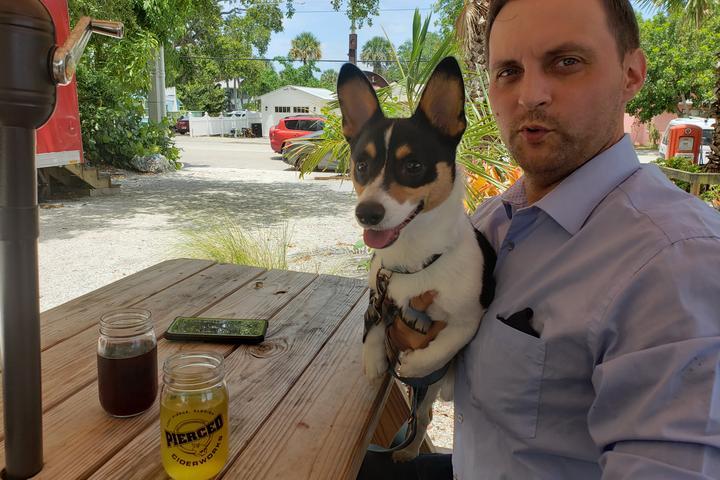 Pet Friendly Yappy Hour at Pierced Ciderworks