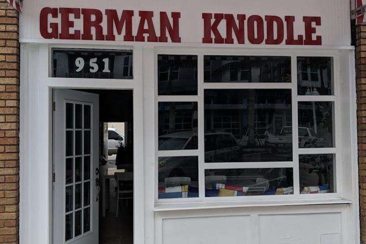 Pet Friendly The German Knodle