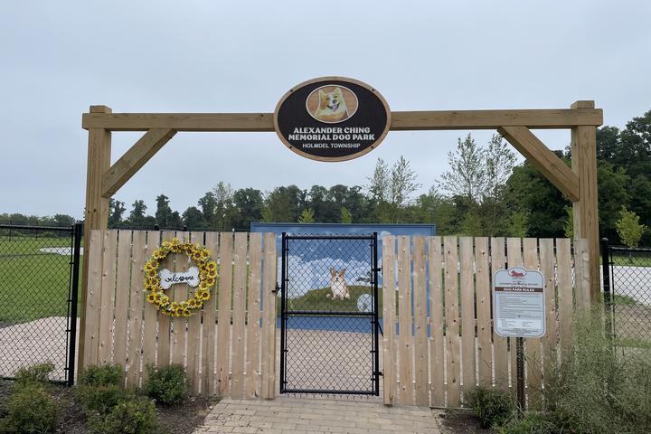 Pet Friendly Alexander Ching Memorial Dog Park