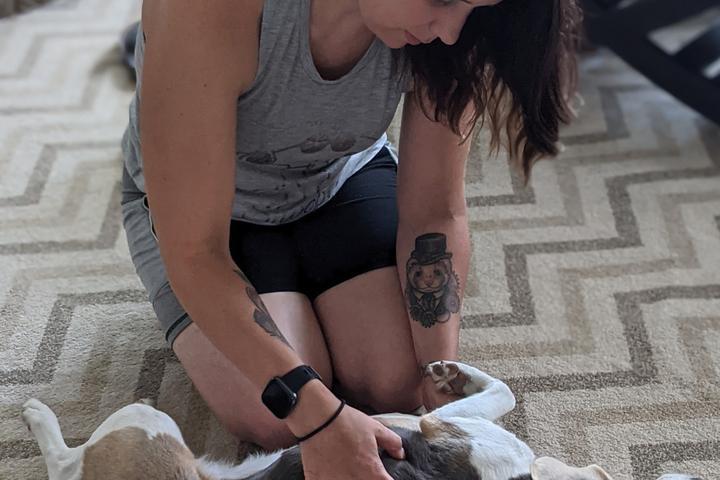 Pet Friendly Radiant Ruby Massage