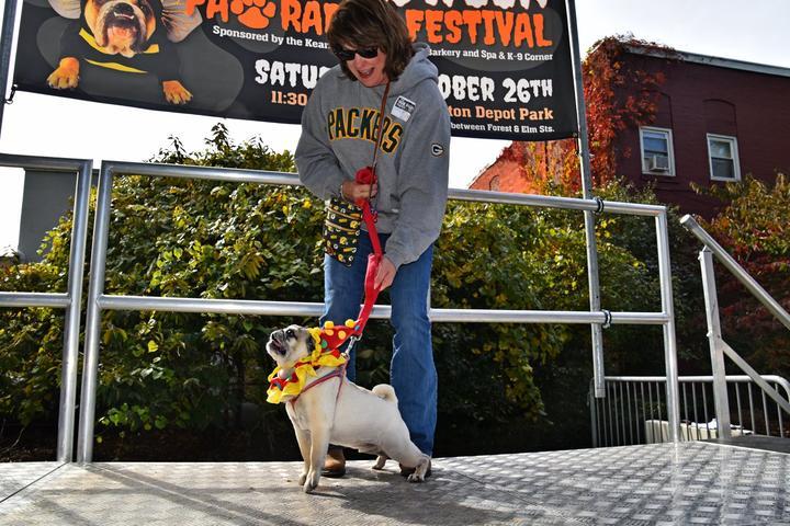 Pet Friendly Kearny Doggie Halloween PAWrade & Festival