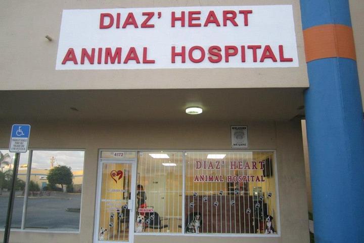 Pet Friendly Diaz' Heart Animal Hospital