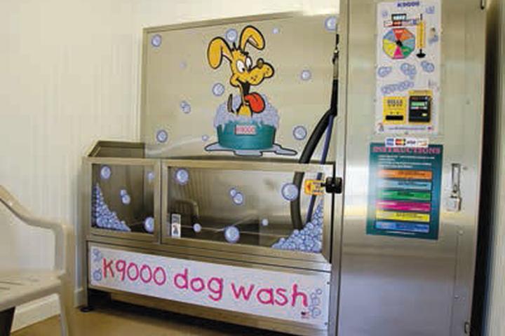 Pet Friendly North Park Pet Wash