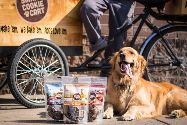 Pet Friendly Smart Cookie Cart