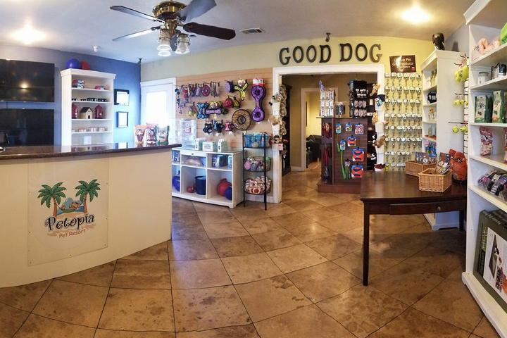 Pet Friendly Petopia Pet Resort