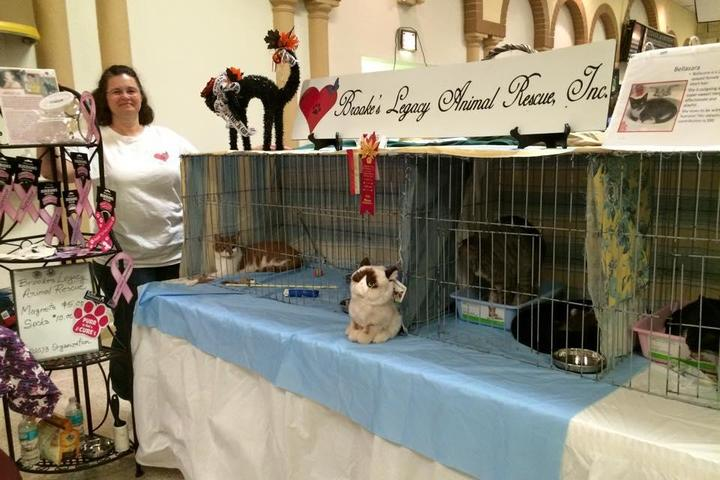 Pet Friendly Brooke's Legacy Animal Rescue