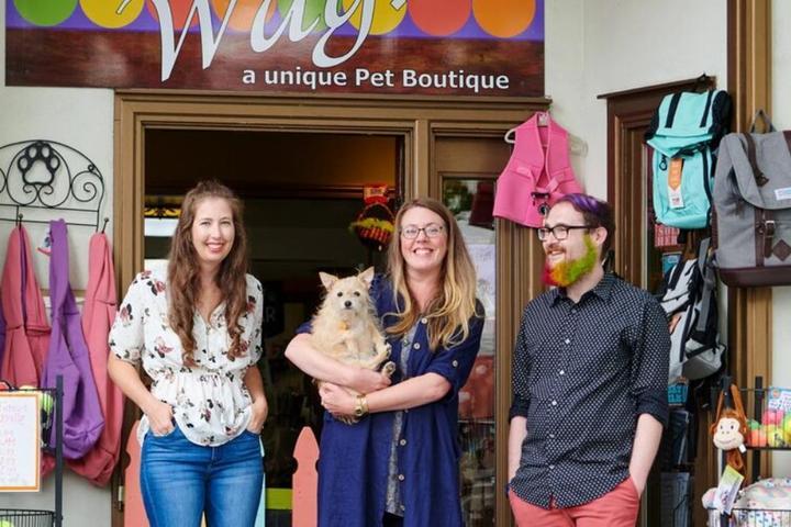 Pet Friendly Wag! A Unique Pet Boutique