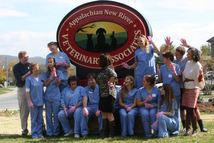 Pet Friendly Appalachian-New River Veterinary Associates