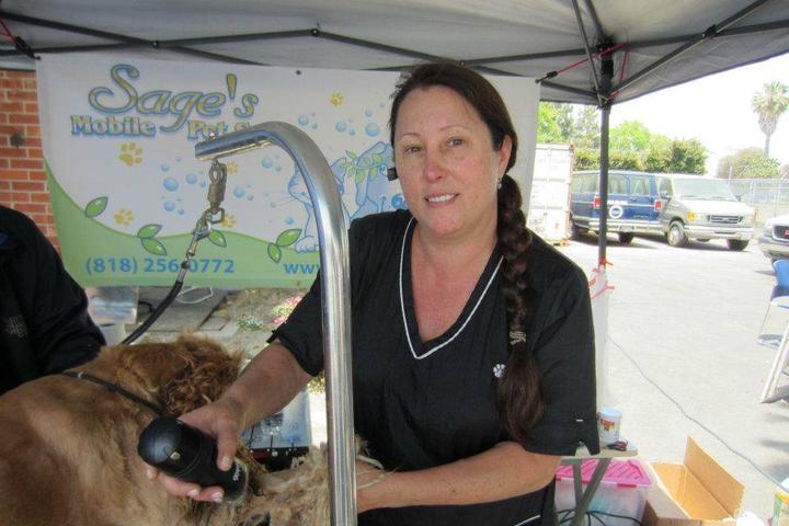 Pet Friendly SAGE'S MOBILE PET SPA