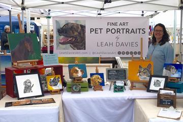 Pet Friendly Leah Davies Art