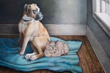 Pet Friendly Sandy Lee Fine Art