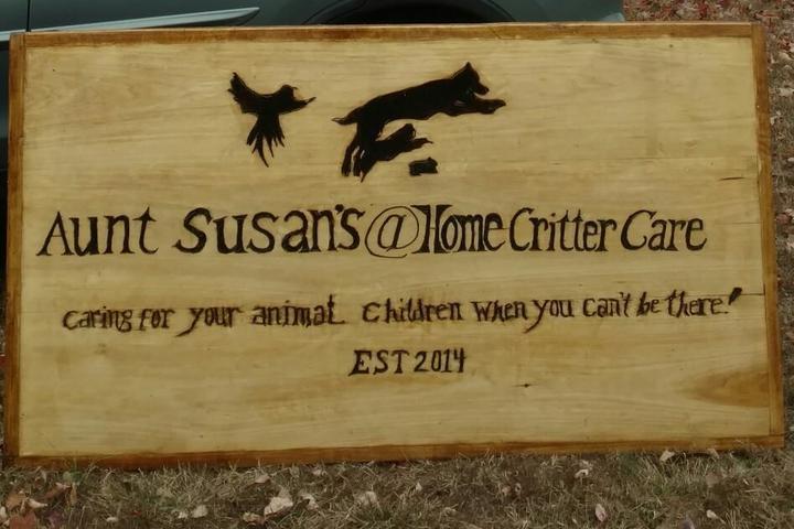 Pet Friendly Aunt Susan's @ Home Critter Care