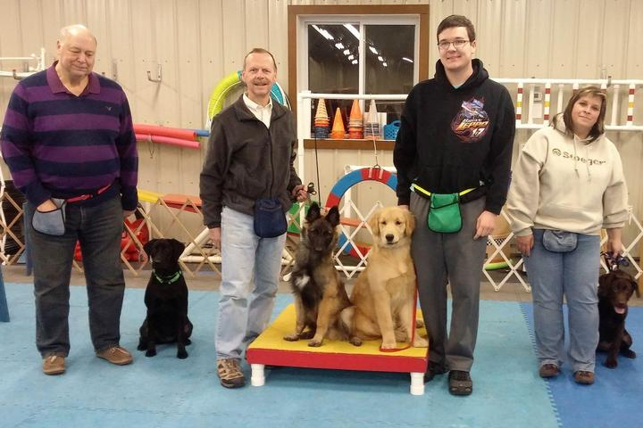 Pet Friendly Fieldwood Dog Training Center