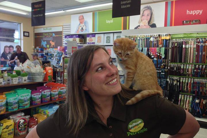 Pet Friendly Pet People Stores - Upper Arlington