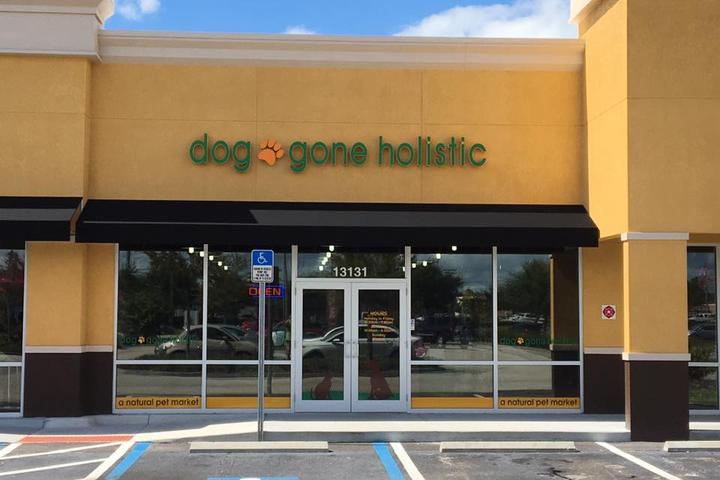 Pet Friendly Dog Gone Holistic