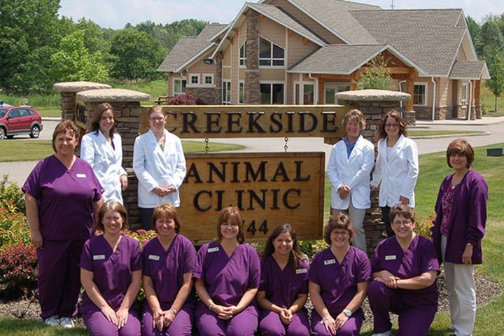 Pet Friendly Creekside Animal Clinic, Inc.