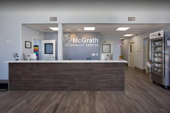 Pet Friendly McGrath Veterinary Center