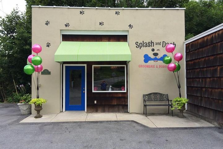 Pet Friendly Splash and Dash Groomerie & Boutique